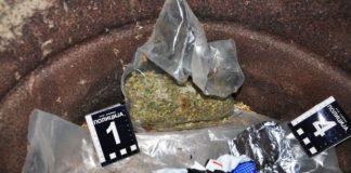 Hapšenje zbog marihuane
