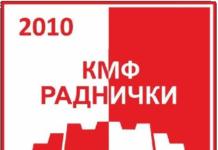 KMF Radnički 2010