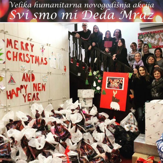 Svi smo mi Deda Mraz