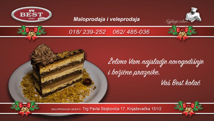 Torte i kolači Best kolač