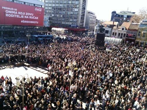 Stop Teroru- Za Niš bez straha #1od5miliona