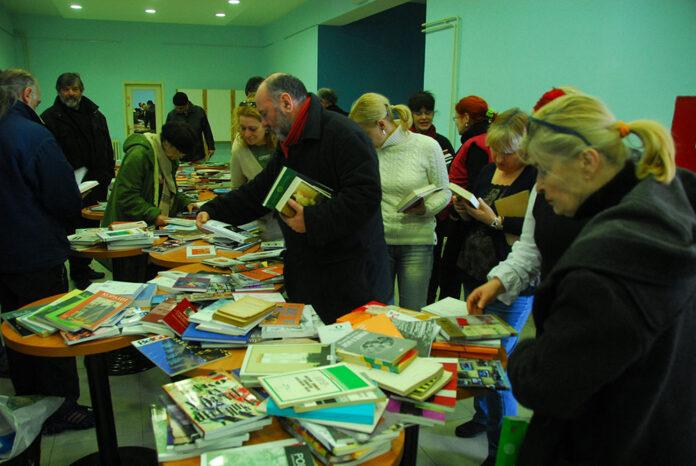 """Razmena knjiga """"Svetosavski književni antikvarijat"""""""