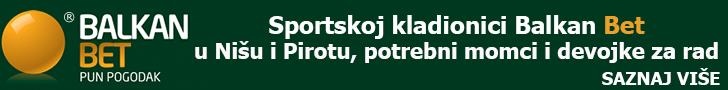 Sportska kladionica Balkan Bet