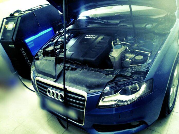 Dekarbonizacija motora