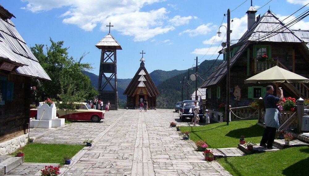 Drvengrad - Zlatibor