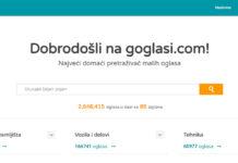 Oglasi Naissus.info od danas i na najvecem portalu za pretragu oglasa Goglasi