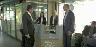 Vlada Srbije obezbedila 5 miliona evra za finansiranje avio-linija sa niškog aerodroma.