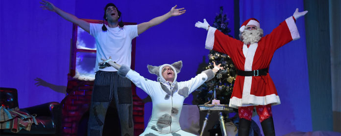 Kad ozebe Deda Mraz ili Kandžalablezi Bu Blu