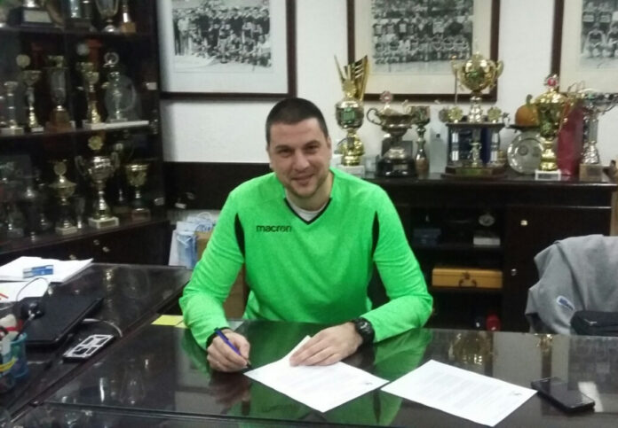 Miroslav Kocić ponovo u Želji