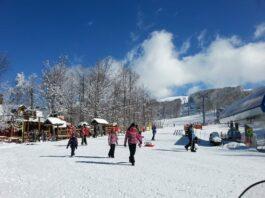 """Akcija """"Svi na sneg"""" - sportsko-rekreativni dan na Babinom zubu"""