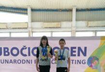 "Održan medjunarodni plivački miting ""Dubočica Open 2019"""