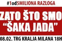 STOP TERORU-ZA NIŠ BEZ STRAHA#1od5miliona