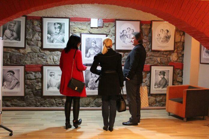 Izložba Ruskog doma autorke Marije Aleksejevne Polenove