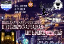 II Centralna Balkanska Olimpijada umetnosti i igre