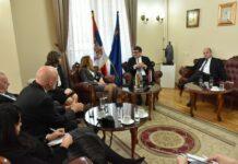 Potpredsednica Vlade Republike Bugarske Marijana Nikolov u poseti Nišu