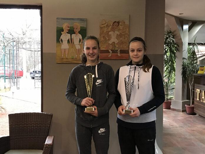 Teniserka Emilija Zdravković nastavlja sa sjajnim partijama