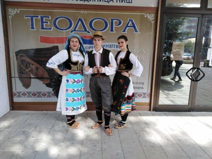 Prvi dečji festival folklora