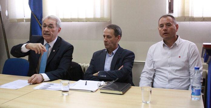 Rukovodstvo GO Crveni Krst nije zadovoljno radnom verzijom nove mreže škola