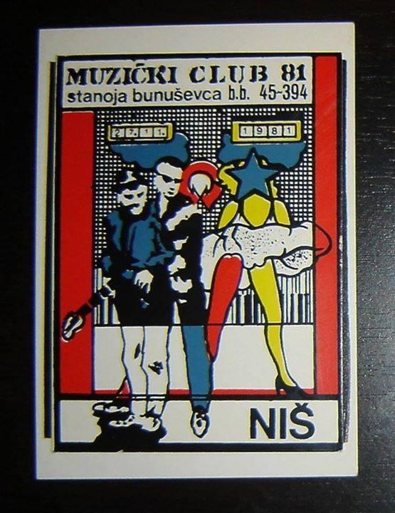 Muzički klub 81 Niš