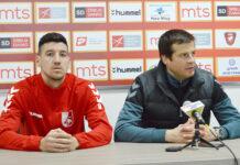 U derbiju 25. kola fudbalske Superlige Srbije Radnički u sredu gostuje Partizanu.