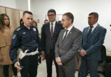 """Otvorena nova ispostava saobraćajne policije u Nišu """"Stanica istok"""""""
