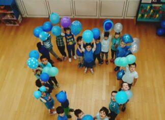 Obeležavanje Dana osoba sa autizmom u JPU Pčelica Niš