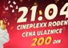 Rođendansko slavlje bioskopa Cineplexx Niš