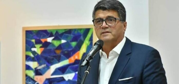 Gradonačelnik Niša Darko Bulatović