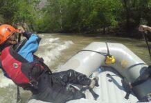 Rafting na Nišavi Foto: Safari.rs