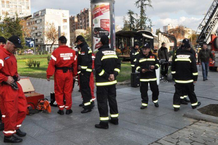 Konkurs MUP: Osnovna obuka pripadnika vatrogasno-spasilačkih jedinica