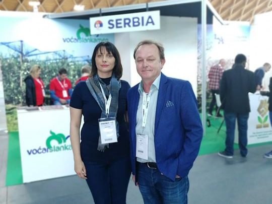 Anita Ilić i Nebojša Prekić foto: Svetlana Kovačević