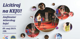 Licitiraj na keju: Humanitarna licitacija za malu Nikolinu!