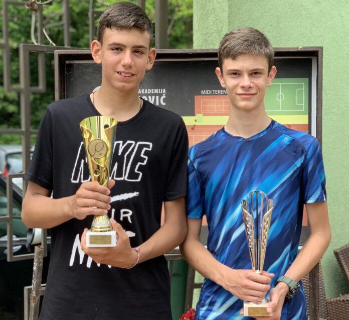Stefan Skobelev šampion regiona