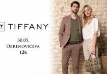 TIFFANY od 30.maja konačno i u Nišu