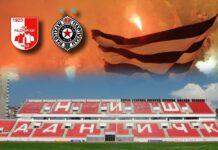 FK Radnički - FK Partizan Foto: Espreso
