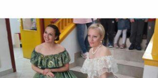 Dragana Moles pevala je arije za decu iz vrtića JPU Pčelica