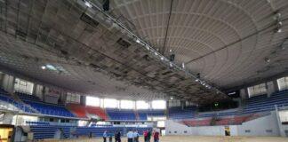 Sportska hala Čair