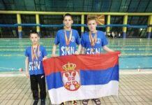 """Medjunarodni plivački miting """"Orion Kup 2019"""""""