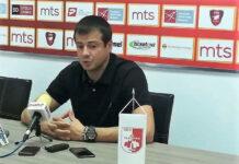 Trener Radničkog, Nenad Lalatović