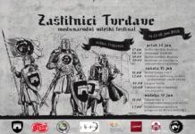 """""""Zaštitnici tvrđave"""" je međunarodni viteški festival koji će se održati 14-16. juna u Niškoj tvrđavi u organizaciji Viteške družine """"Zmajeva griva""""."""