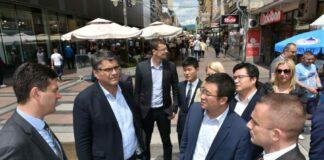 Predstavnici kompanije Huawei