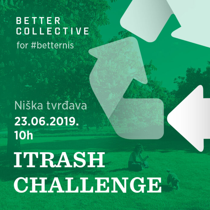 ITrash challenge
