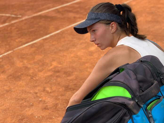 Lola Radivojević II ITF titula