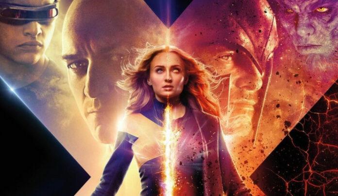 X -Men Mračni Feniks 3D