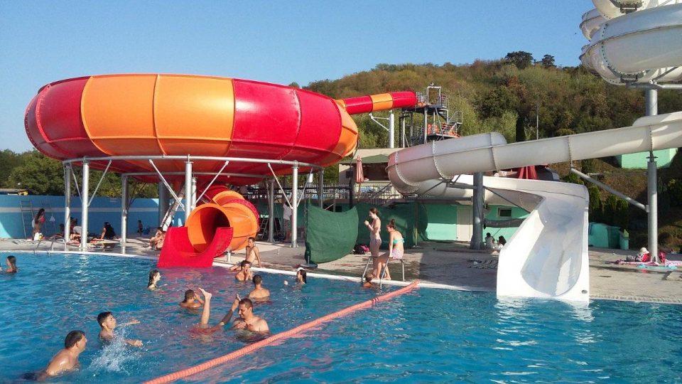 Aqua park Jagodina - aquaparkja.rs