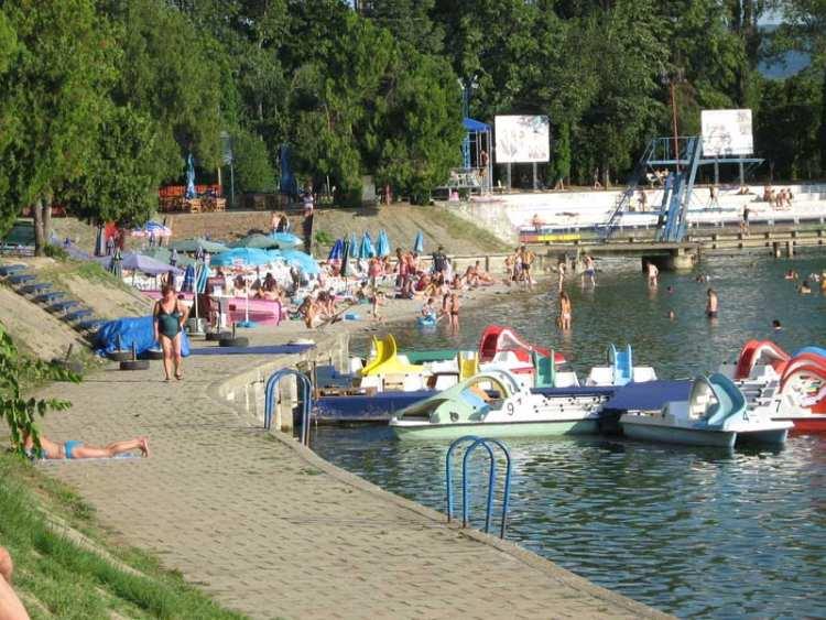 Belocrkvanska jezera - belacrkva.org