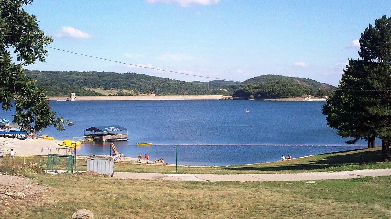 Borsko jezero - printscreen