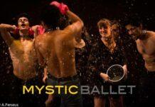 "plesna grupa Mystic Ballet ""Dark Room Exposure"""