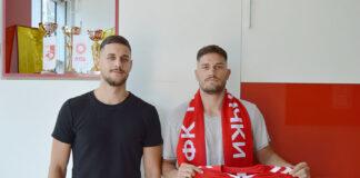 Filip Knežević Foto: FK Radnički