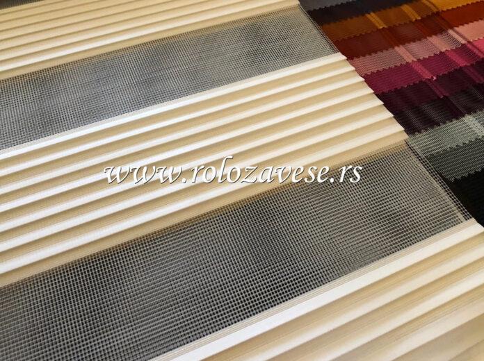 Rolo i zebra zavese